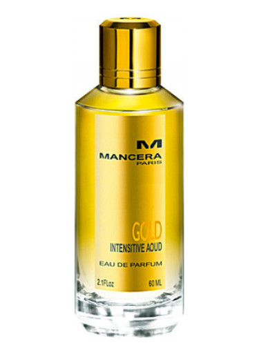 mancera gold intensive aoud epd 120ml