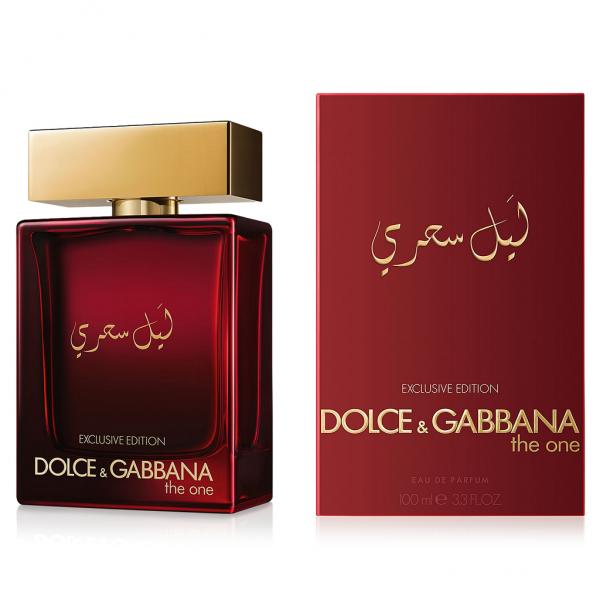 Dolce & Gabbana Mysterious Night For Men 100 ml EDP