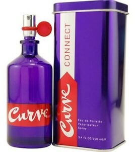 liz claiborne curve connect women edt 100ml