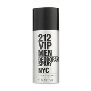 Carolina Herrera 212 VIP Men NYC Deodorant Spary 150ml