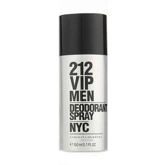 Carolina Herrera 212 VIP Men NYC Deodorant Spary 150ml