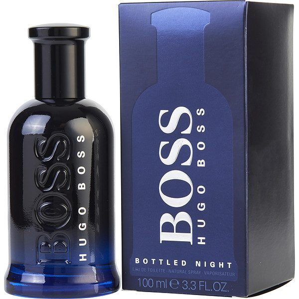 Boss Bottle Night edt 100ml Men