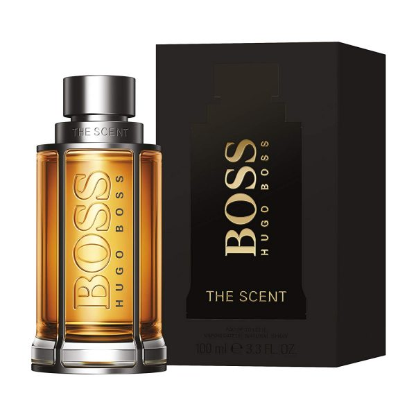 Boss Bottle Scent 100ml men