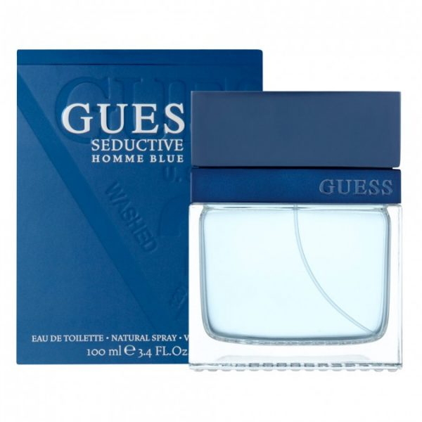 GUESS sedective blue 100ml men