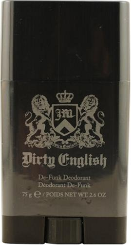 Dirty English Men Deodorant Stick 75g