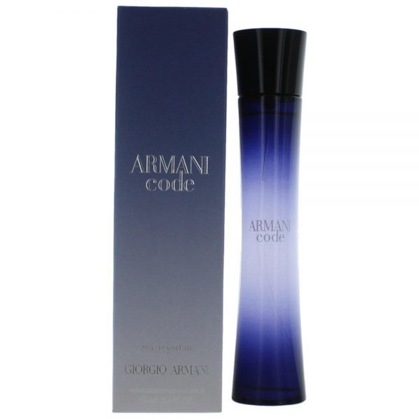 Armani Code edp 75ml women