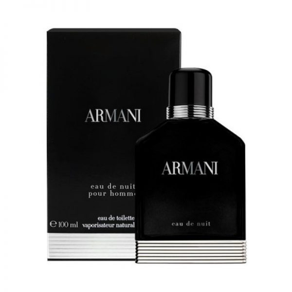 Armani Code Nuit edt 100ml men