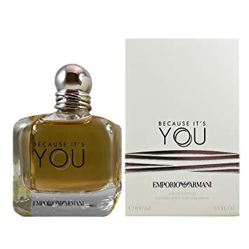 Emporio Armani Because Its You edp100ml women