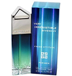 GIV Irresistible Fresh Attitude edt 100ml men