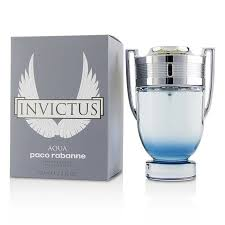 Paco Invictus Aqua 100ml men