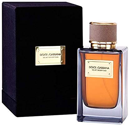 Dolce & Gabbana Velvet Desert Oud Eau De Parfum For Men 150ml