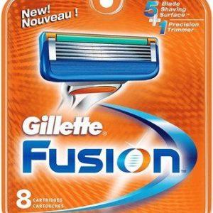 Gillette Blades Fusion