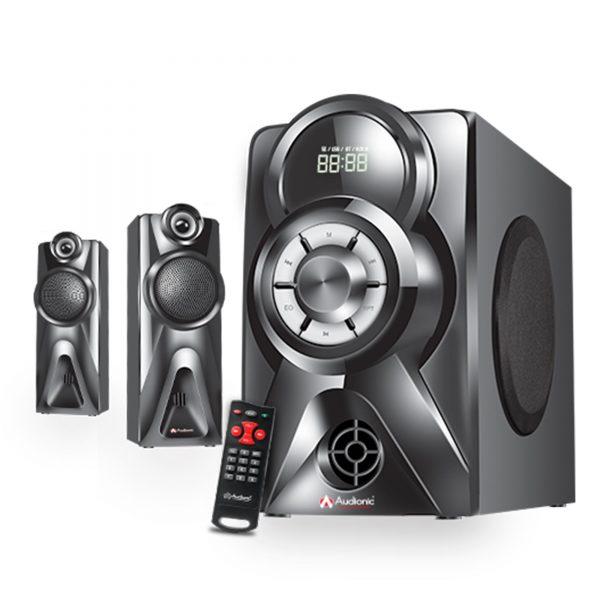 Audionic Mega-100 - 2.1 Channel Speakers