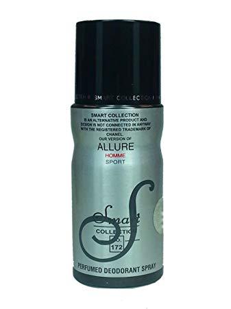 Smart Collection Deodorant Spray Allure Homme 150ml