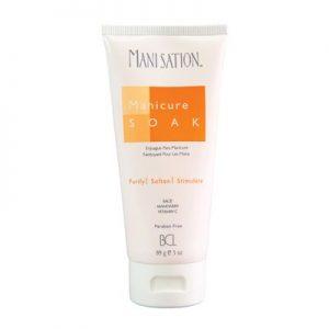 BCL Mani Sation Manicure Soak Cream 89g