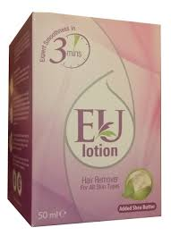 EU Lotion Safe&Smooth Hair Remover 100ml