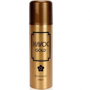 Havoc Deodorant Spray Gold 200ml