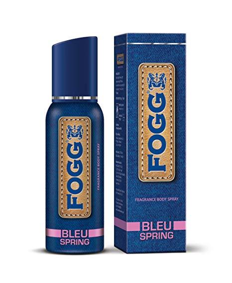 Fogg Bleu Spring Body Spray 120ml
