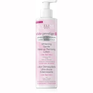 Eveline White Prestige4D Whitening Gentle Make-Up Removing Lotion 245ml