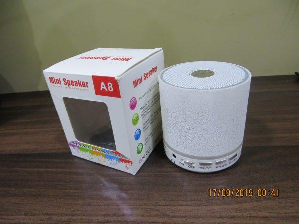 Speaker A8 New Bluetooth
