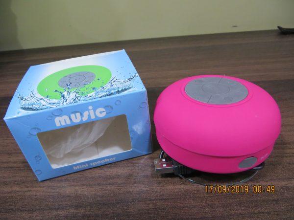 Speaker Water Ball Mini