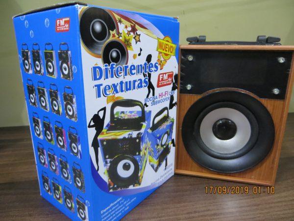 Speaker Bluetooth Mix Model