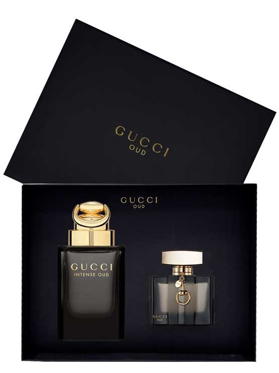 GUCCI OUD INTENSE MEN GIFT SET