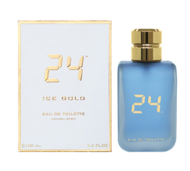 24 ICE GOLD EDT 100ML