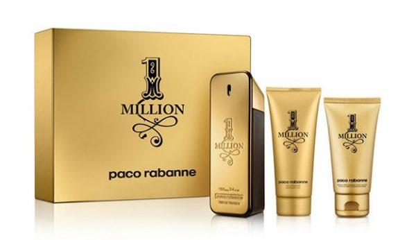 PACO MILLION M SET 3-S