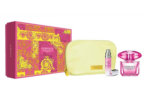 VERSACE BRIGHT CRYSTAL ABSOLUTO SET