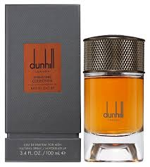 DUNHILL SIGNATURE COLLECTION BRITISH LEATHER MEN 100ML