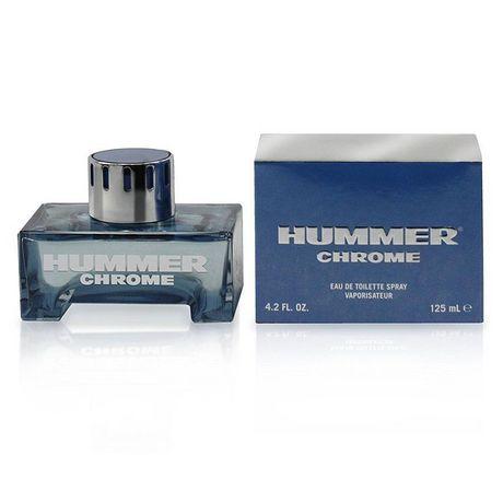 HUMMEER CHROME EDT 125 ML