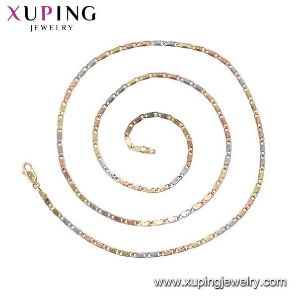 Necklace Gold & Silver No-61