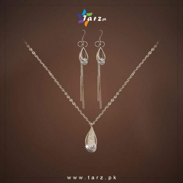 Jewelery Set 18K Gold Color No-1