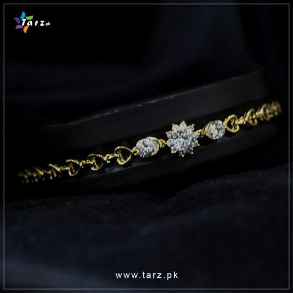 Bracelet 18K Gold Plated No 53