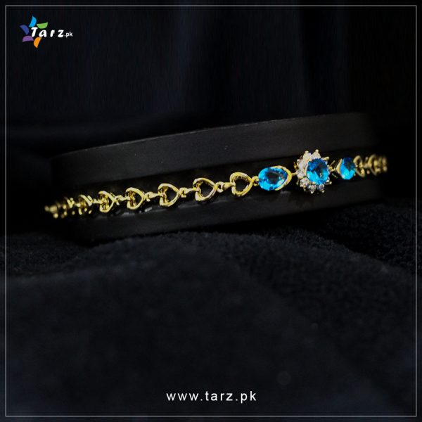 Bracelet 18K Gold Plated No 53.1