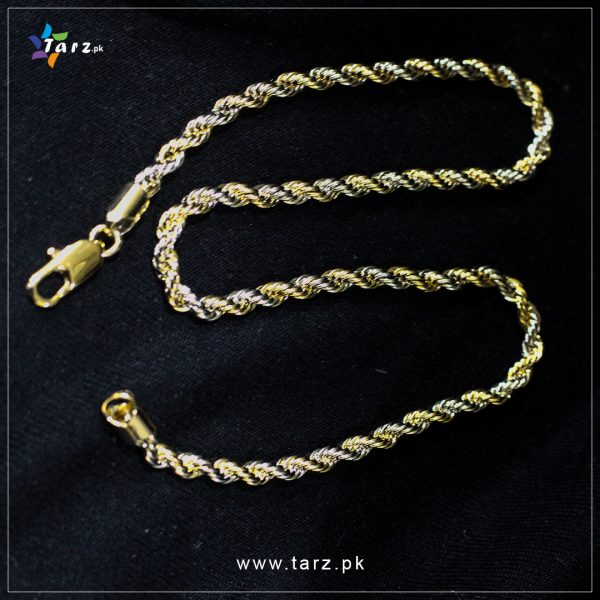 Necklace Gold & Silver No-60