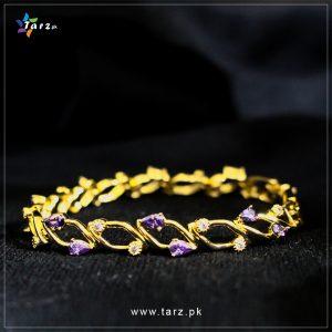 Bracelet 18K Gold Plated No 58.1