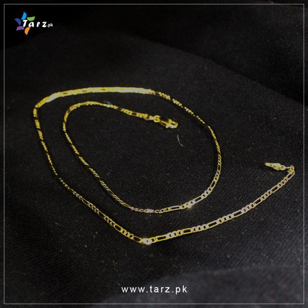Necklace Gold & Silver No-48