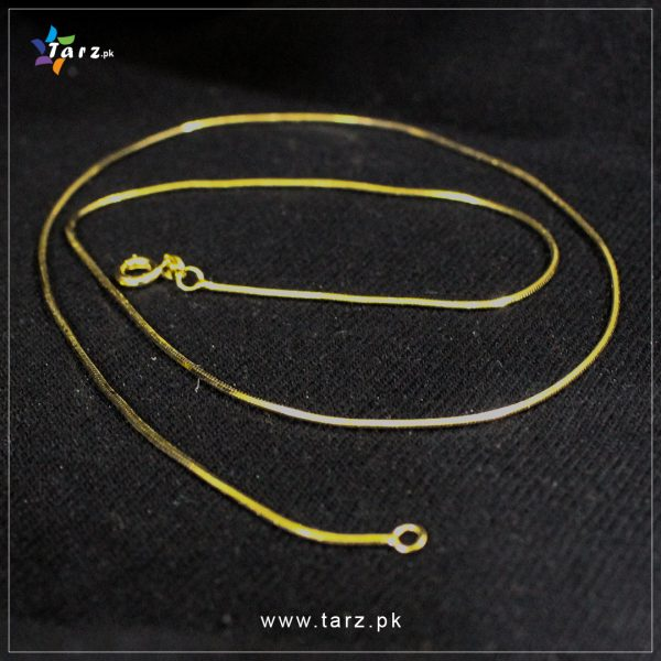 Necklace Gold & Silver No-45