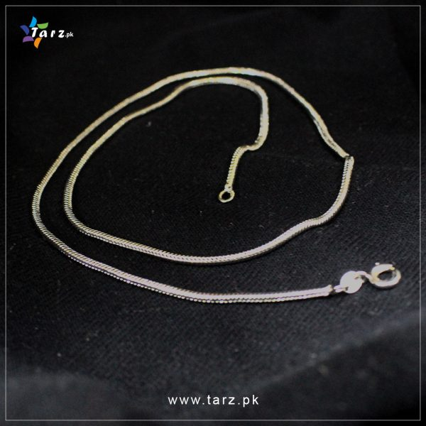 Necklace Gold & Silver No-49