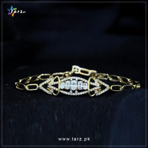 Necklace Gold & Silver No-54.2