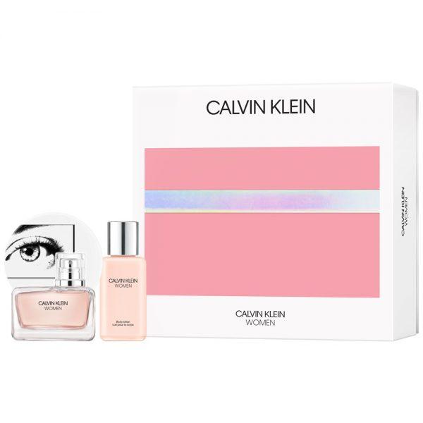 CALVIN KLEIN WOMEN GIFT SET (2S)