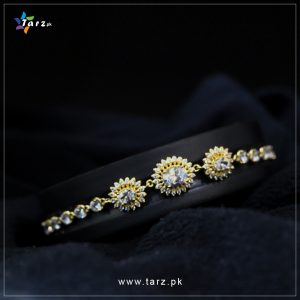 Bracelet 18K Gold Plated No 56.4