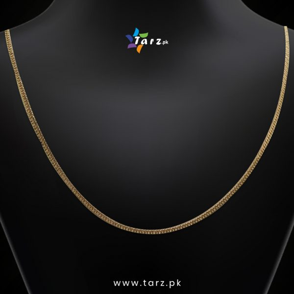 Chain 18K Gold Color No-46
