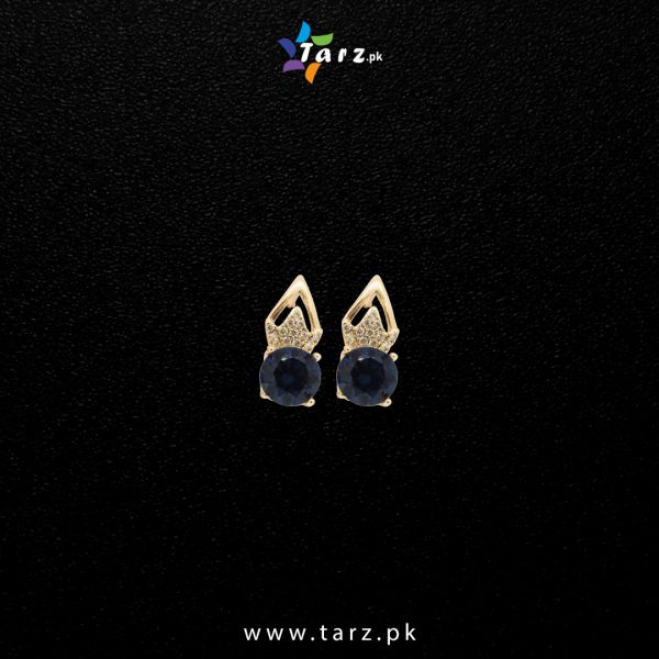 Ear Ring 18K Gold Color No 7