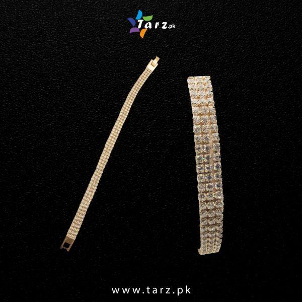 Bracelet Gold & Silver No-50