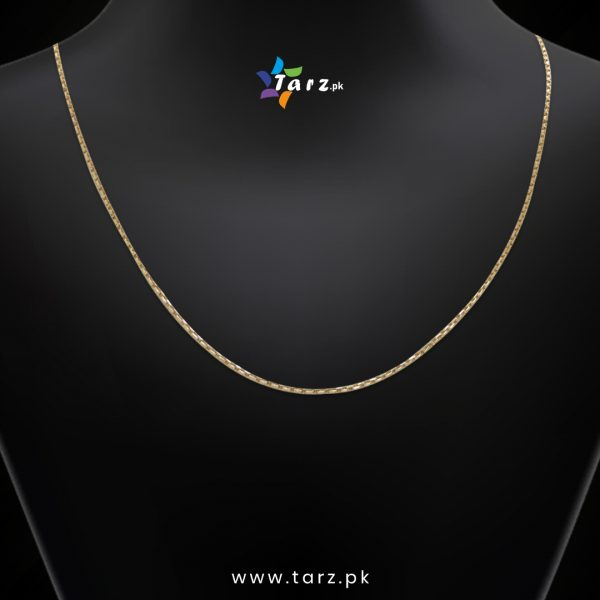 Necklace Gold & Silver No-42