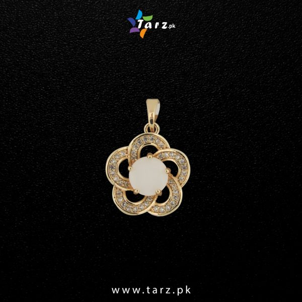 Pandent Gold & Silver No-26
