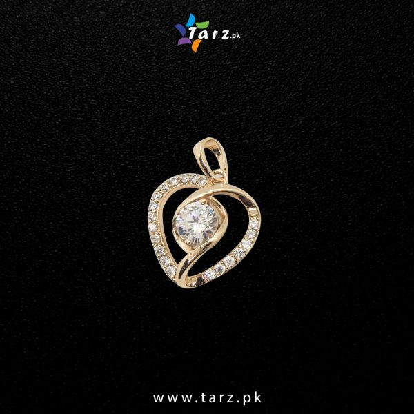 Pandent Gold & Silver No-30